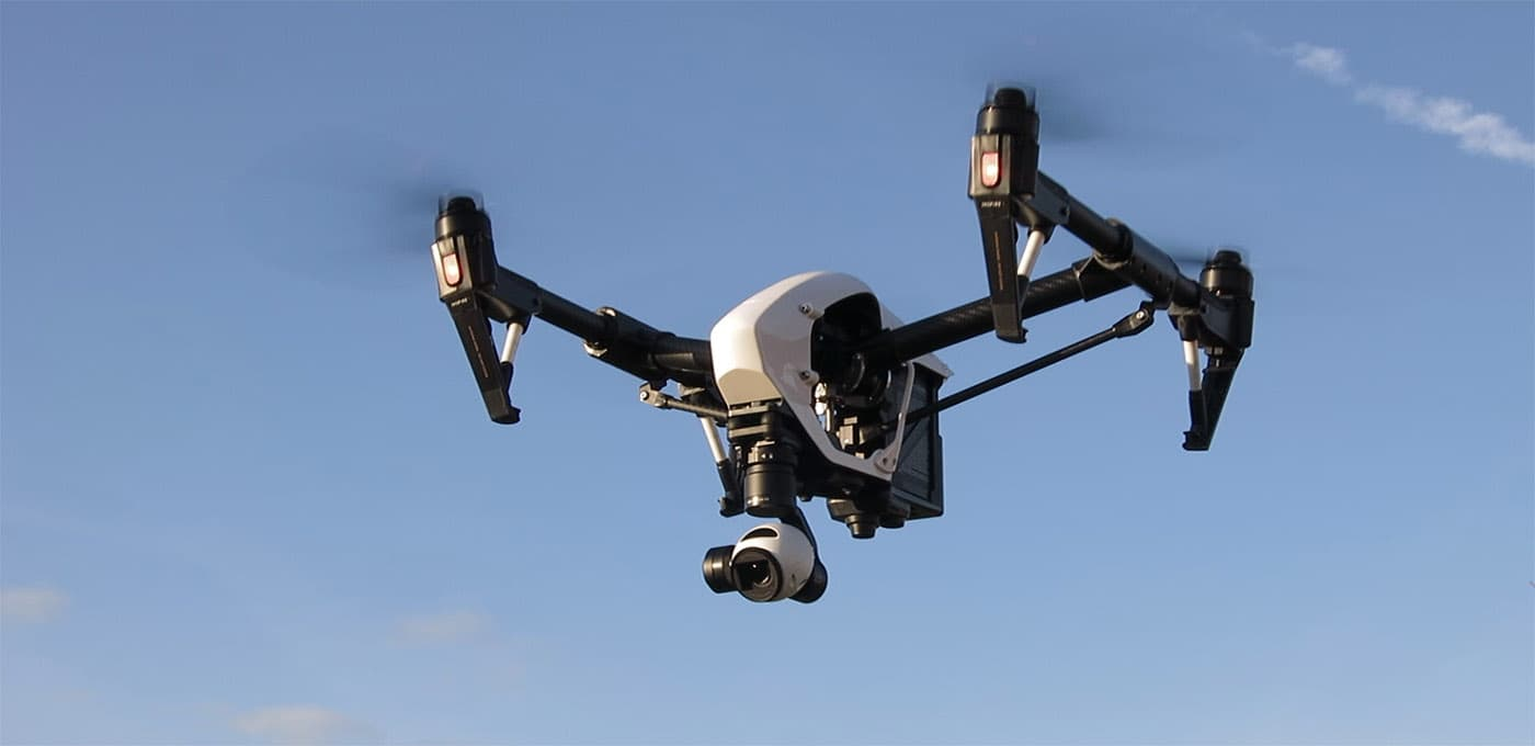 Gregdesign | Drone DJI inspire 1, une application pour le vol autonome image 2