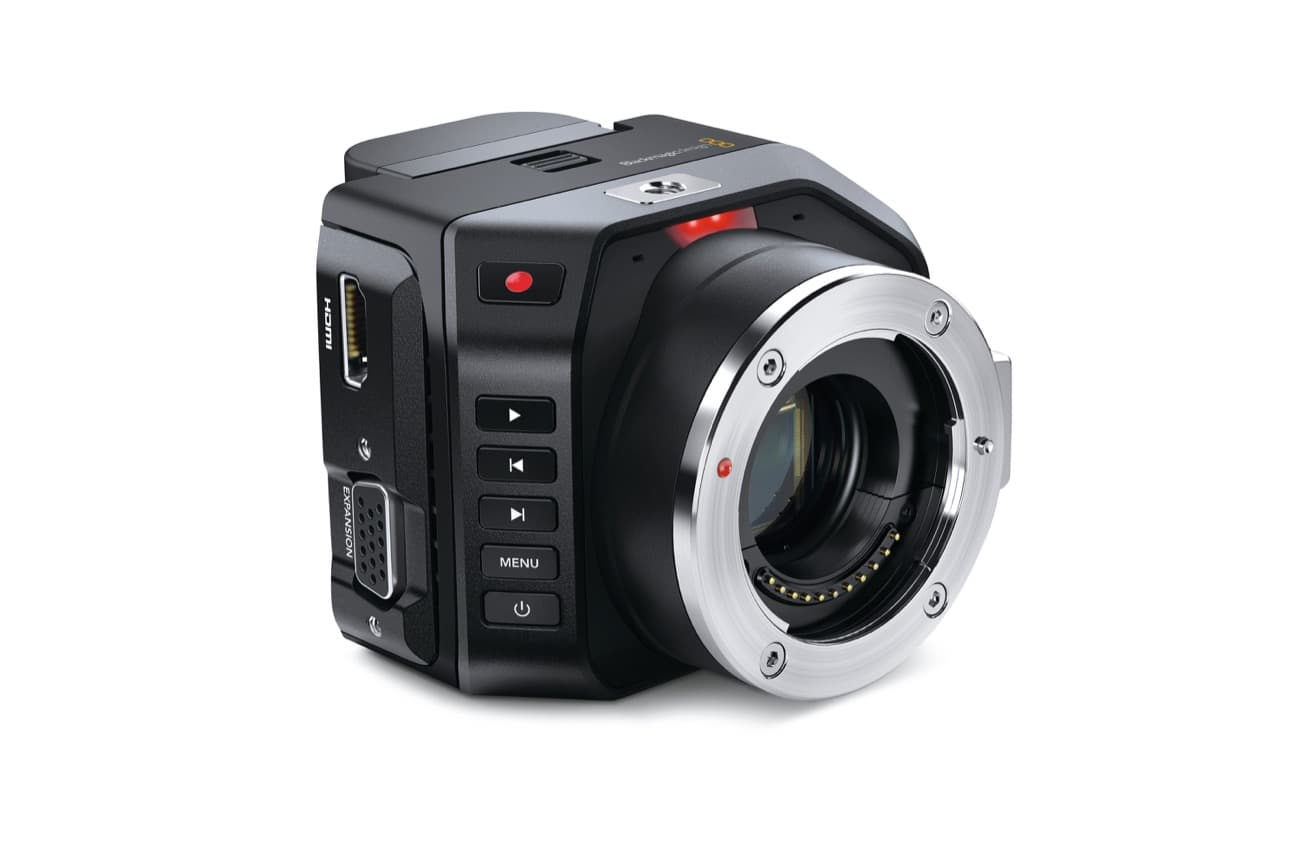 Gregdesign | Blackmagic Micro Cinema Camera une caméra mini qui n'a pas volé son nom image 4